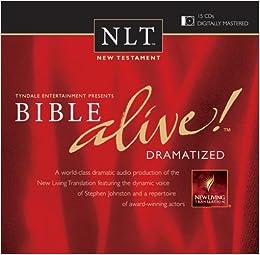 audio bible new living translation free download