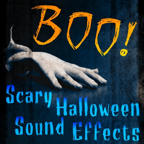 Boo! Scary Halloween Sound Effects