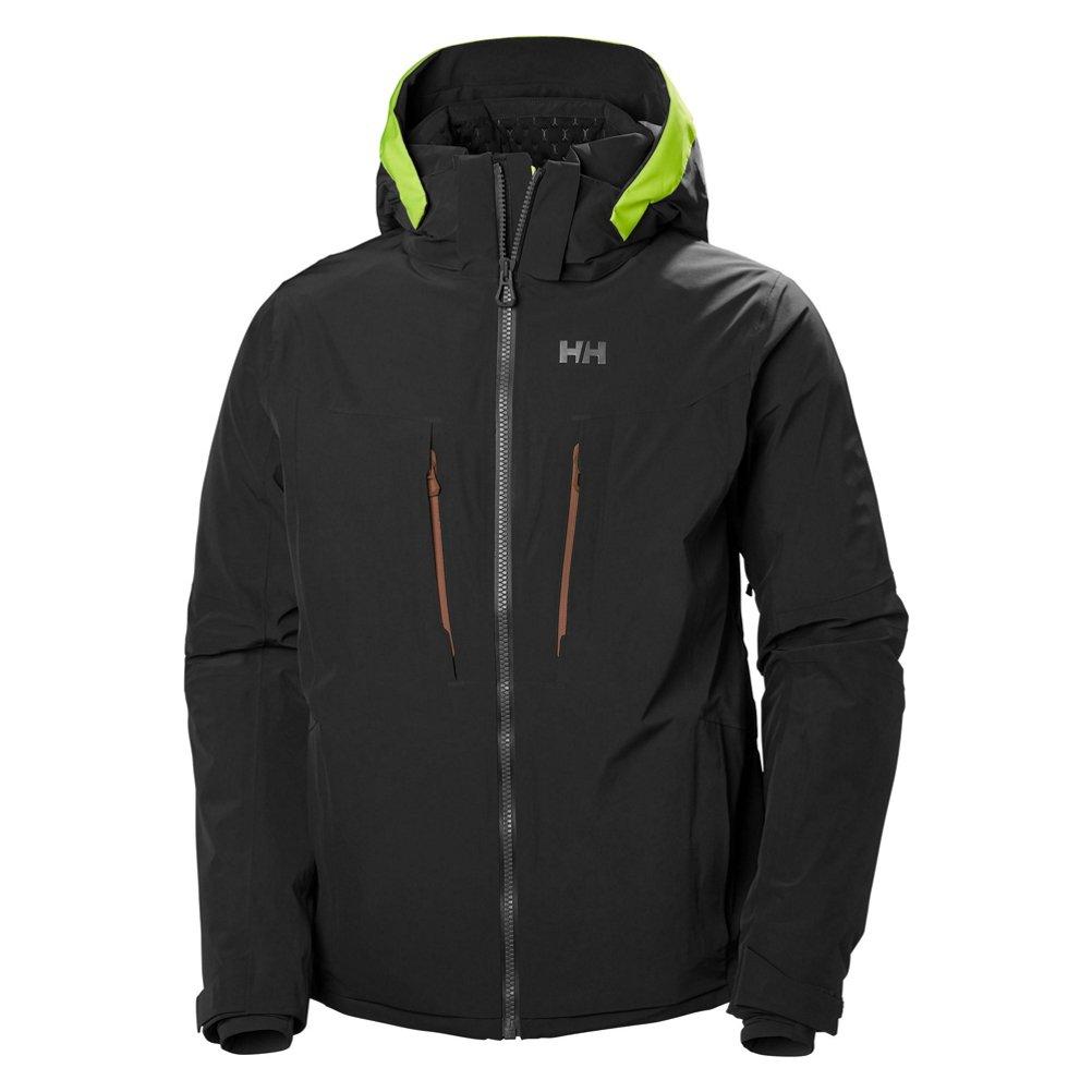 Helly Hansen OUTERWEAR メンズ B071J8TFQD XX-Large|ブラック ブラック XX-Large