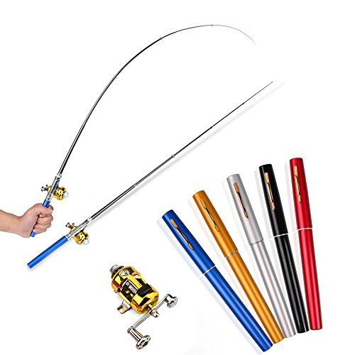 Fishing Rod With Combo For Hunting & Fishing , Mini Telescop