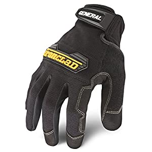 Ironclad General Utility Gloves GUG-04-L, Large