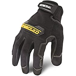 Ironclad General Utility Work Gloves GUG-02-S, Small