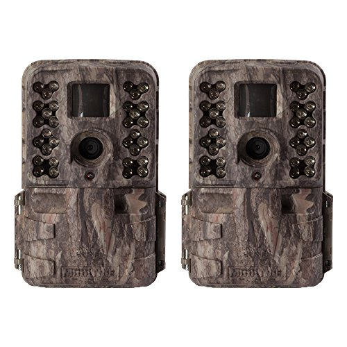 Moultrie M-40i 16MP 80′ FHD Video No Glow Game Trail Camera, 2 Pack   MCG-13182 Review