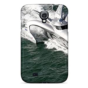 Durable Earthrace Back Case/cover For Galaxy S4