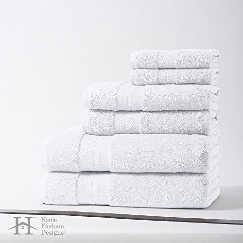 Home Fashion Designs Collection Washcloths