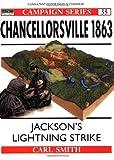 Chancellorsville 1863, Carl Smith, 185532721X