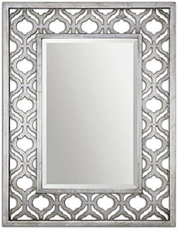 Uttermost, Silver 13863 Sorbolo Mirror