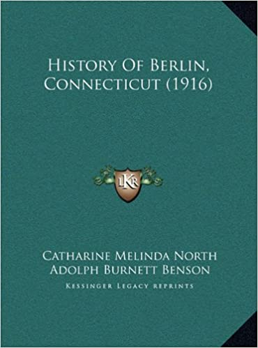History of Berlin, Connecticut (1916)