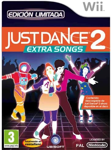 Just Dance 2 - Extra Tracks: Amazon.es: Videojuegos