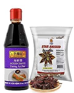 Lee Kum Kee Hoisin Sauce, Chiese BBQ Sauce 20OZ (1 Bottle)
