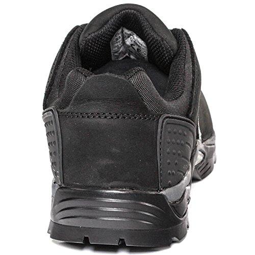Para Albatros Protección Negro Hombre Calzado De qUqYfSgt