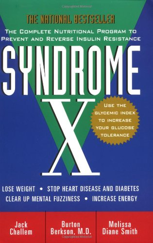 Syndrome Complete Nutritional Program Resistance