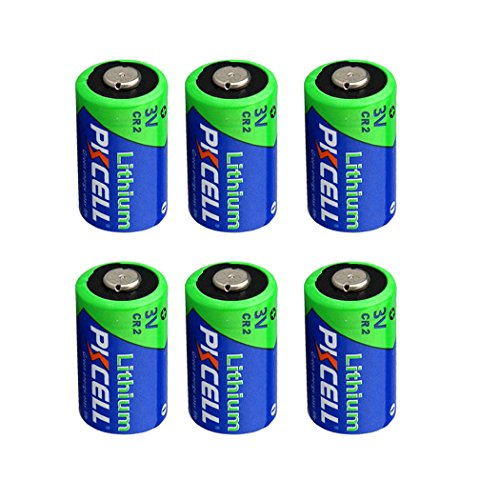 3V Lithium Batteries cr2 Ultra Lithium Photo Battery 6 Pack by PK Cell