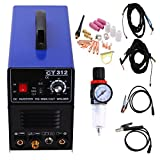 TIG Welder - Ridgeyard 3 In 1 Combo Welding Machine CT312 Multi-functional Air Plasma Cutter/ TIG /MMA Stick Welder Cutting Welding Machine With Pressure Gauge