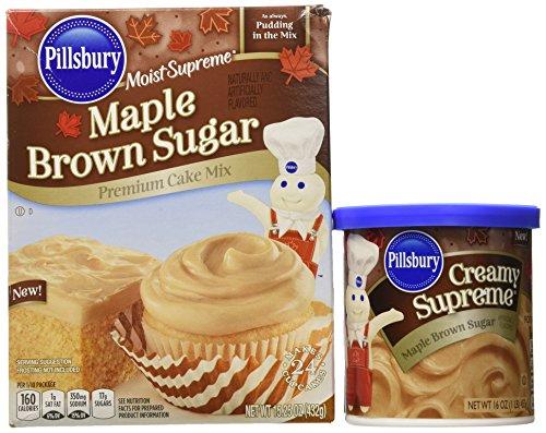 Maple Cake Mix Pillsbury
