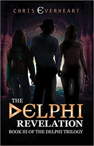 GoodReads E-Books-Sammlungen The Delphi Revelation: Book III of the Delphi Trilogy by Chris Everheart PDF ePub