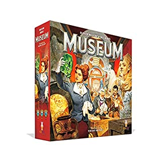 Holy Grail Games Museum Board Game