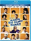Madea's Big Happy Family [Blu-ray + Digital Copy]
