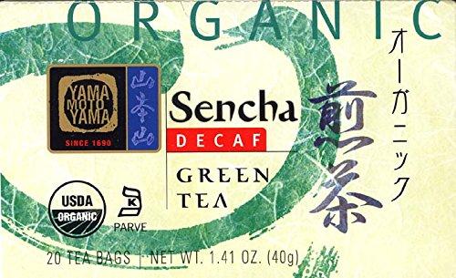 (Decaf Green Sencha Tea)