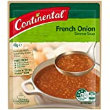 Continental Simmer Soup French Onion 40G