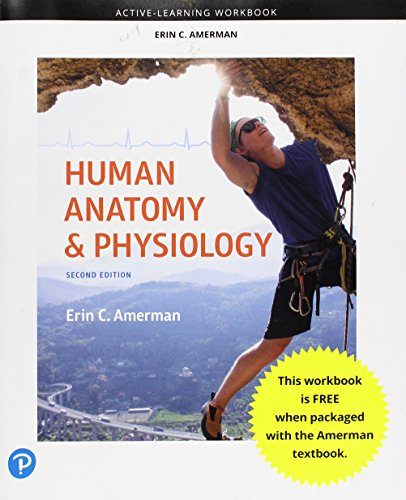 Active-Learning Workbook for Human Anatomy & Physiology (Exploring Anatomy & Physiology In The Laboratory)