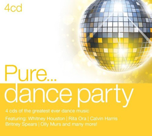 CD : VARIOUS - Pure Dance Party /  Various (United Kingdom - Import)