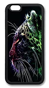 IMARTCASE iPhone 6 Case, Colorful Laser Leopard iPhone 6 Case TPU White