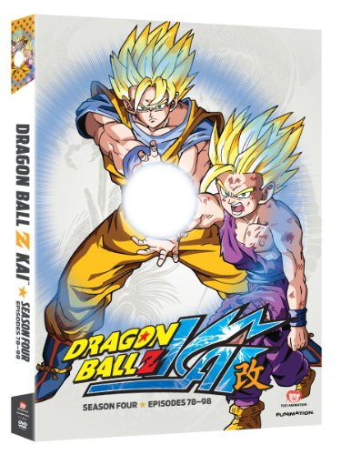 Dragon Ball Z Kai: Season 4