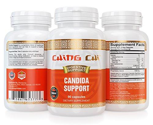 photo Wallpaper of Ching Chi-Candida Support | GMO Free | Promote Detox Processes | Balance Intestinal-