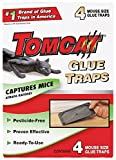 Tomcat Mouse Glue Trap, 4-Pack - Not Sold in AK