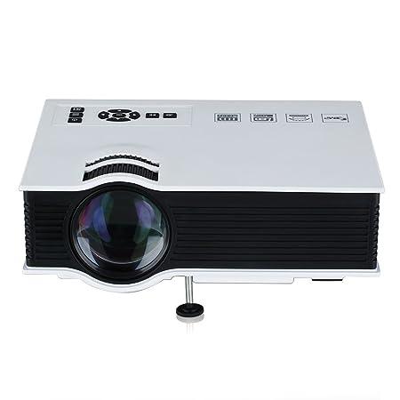 UNIC UC40 - Mini proyector portatil LED Home Cinema (800 lumenes ...