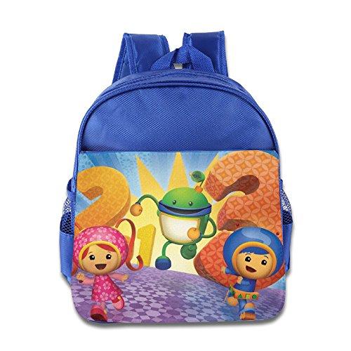 Team Umizoomi Kids School Backpack