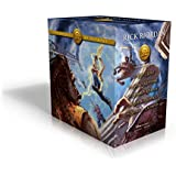 Heroes Of Olympus Paperback Boxed Set
