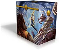 The Heroes Of Olympus Paperback Boxed