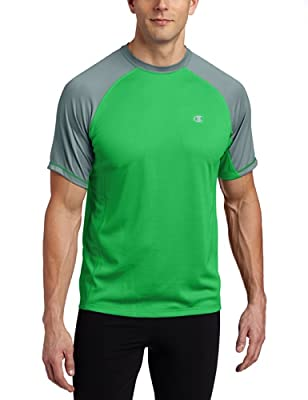 Champion Men's Double Dry Training Tee by Champion