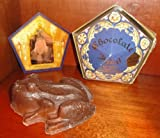 "Harry Potter 5.3oz ""Chocolate Frog"" Limited Edition with Professor Albus Dumbledore Card"