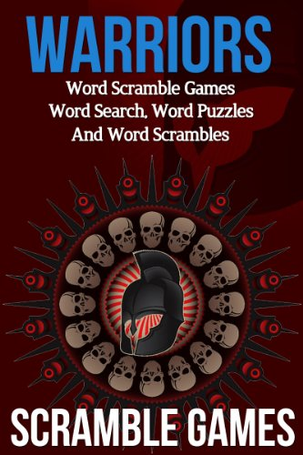 (Warriors Word Scramble: Word Scramble Games - Word Search, Word Puzzles And Word Scrambles (Word Games, Brain Games, Word Search, Word Search Games, Word ... Scramble, Word Scrabble, Unscramble)