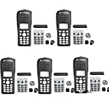 BLVL 5X PMLN4773 Black Replacement Repair Case Housing for Motorola Astro XTS2500 Model 3 Radio