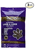 Real Meat Lamb Liver Jerky Dog Treats (12oz 3pk)