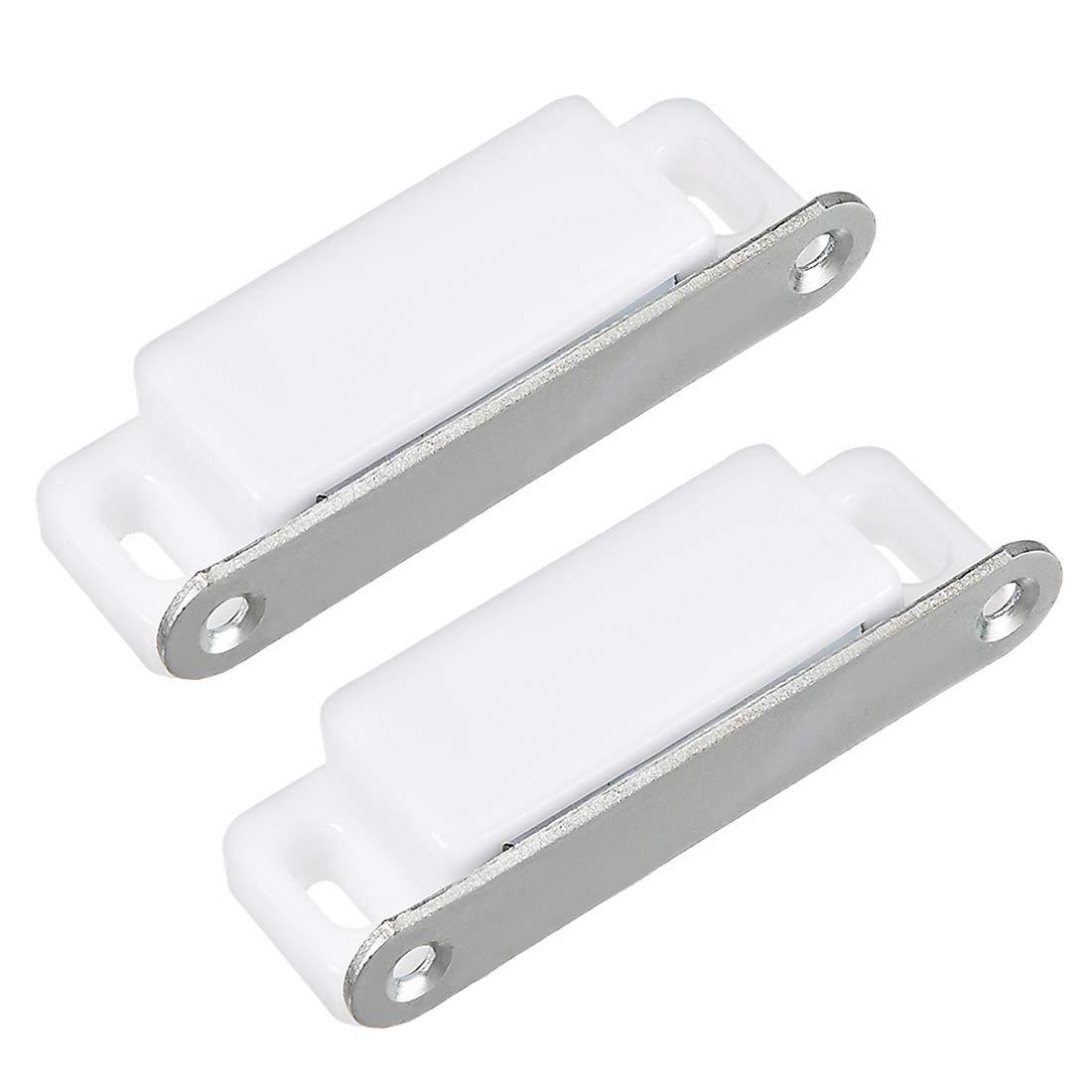 Carte de Source de porte de placard Meuble Fermoir magn/étique Aimant Verrou Fermeture ABS