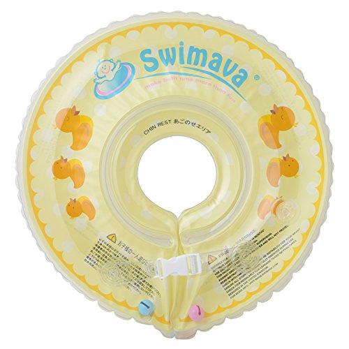 Swimava  うきわ首リング(ダックイエロー) SW120DU
