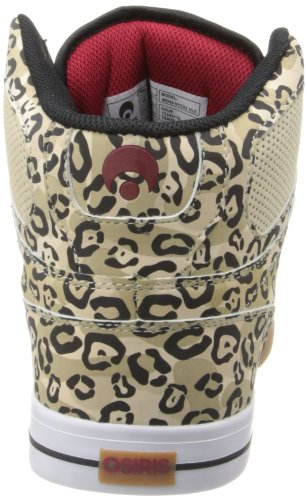 Osiris NYC'83-Vulc 602085 - Zapatillas de skate de ante unisex Marrón