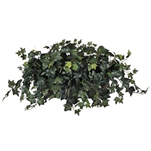 House of Silk Flowers Artificial English Ivy Ledge Plant 112