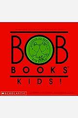 Bob Books Kids! Level B, Set 1(re-released Bob Books Set 3- Word Families) Paperback