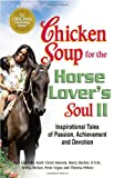 chicken soup for the pet lover - Chicken Soup for the Horse Lover's Soul II: Tales of Passion, Achievement and Devotion (Chicken Soup for the Soul)