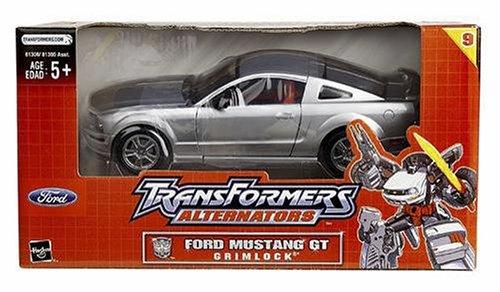 Transformers Alternators -...