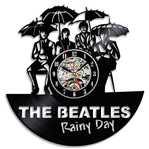 Cheap The Beatles Most Beautiful Vinyl Clock Christmas Gift