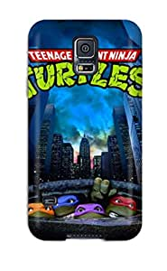 Tpu Fashionable Design Teenage Mutant Ninja Turtles Rugged Case Cover For Galaxy S5 New