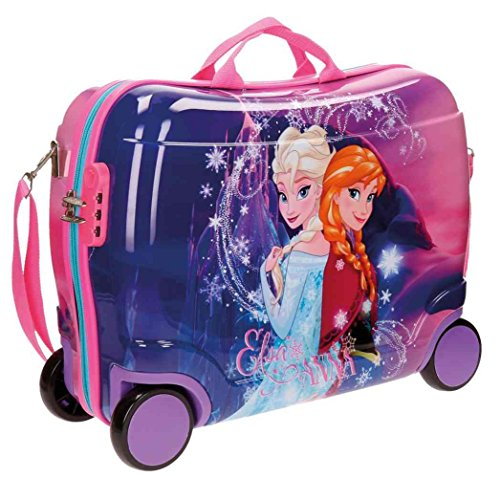 Maleta correpasillos Infantil Frozen Magic