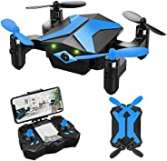 ATTOP Drone for Kids Drones with Camera for Kids and Beginners, AR Game Mode RC Mini Drone w App Gravity Voice